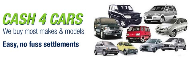Used auto parts & spares